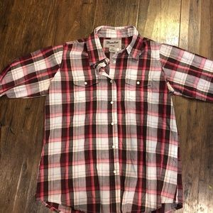 Wrancher by Wrangler Women's button up size small